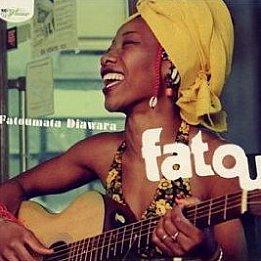 BEST OF ELSEWHERE 2011 Fatoumata Diawara: Fatou (World Circuit)