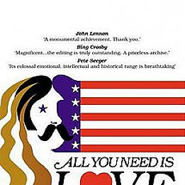 ALL YOU NEED IS LOVE, a documentary series by TONY PALMER (Isolde/Southbound DVD)