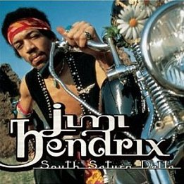 JIMI HENDRIX; SOUTH SATURN DELTA (2011): The sun rises again