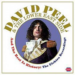 David Peel and the Lower East Side: Up Against The Wall (1968)