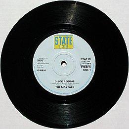The Maytals: Disco Reggae (1977)