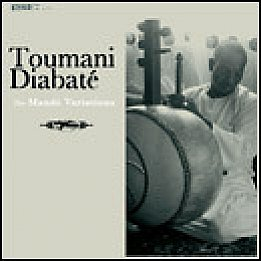 BEST OF ELSEWHERE 2008: Toumani Diabate: The Mande Variations (World Circuit/Elite)