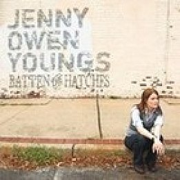 Jenny Owen Youngs: Batten the Hatches (Shock)