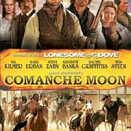 COMANCHE MOON, written by LARRY McMURTRY (Madman DVD)