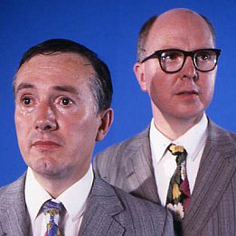 WITH GILBERT AND GEORGE, a film by JULIAN COLE (2008, Madman DVD)