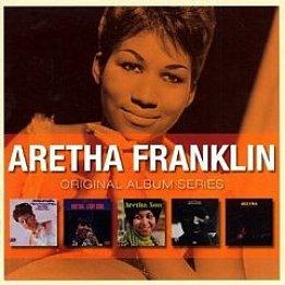 THE BARGAIN BUY: Aretha Franklin; The Original Album Series (Rhino)