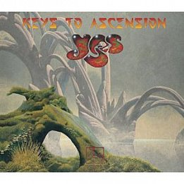 Yes: Keys to Ascension (CD/DVD, Proper/Southbound)
