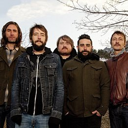 BAND OF HORSES, TYLER RAMSEY AUDIO INTERVIEW (2010)