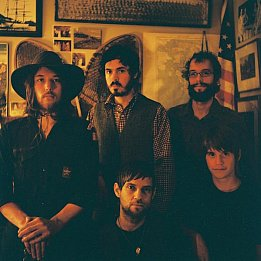 FLEET FOXES INTERVIEWED (2008): Their remarkable year