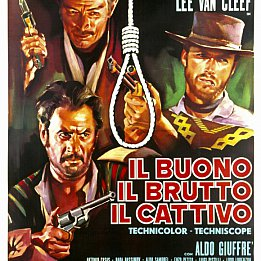 THE GOOD, THE BAD AND THE UGLY; THE DIRECTOR'S CUT (DVD): The horse opera of death
