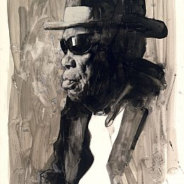 JOHN LEE HOOKER REMEMBERED: Face to face with the blues