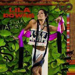 Lila Downs, Shake Away (EMI)