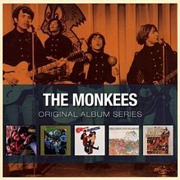 THE BARGAIN BUY: The Monkees; The Original Album Series (Rhino)