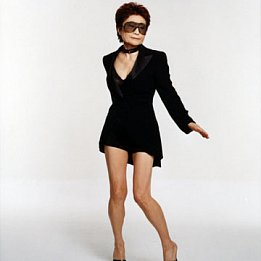 YOKO ONO: Back with the blueprint (2001) and re-disc-covered (2007)