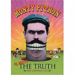 MONTY PYTHON: ALMOST THE TRUTH, THE LAWYER'S CUT (Eagle Rock DVD): This is all getting far too silly