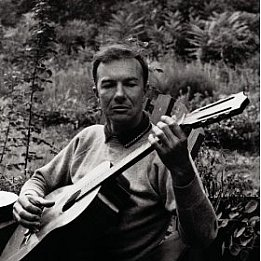 PETE SEEGER PROFILED: The conscience of America