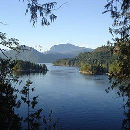 British Columbia's Sunshine Coast: Under the endless blue