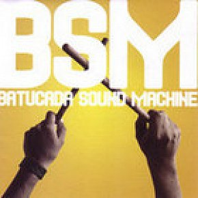 Batucada Sound Machine: Rhythm & Rhyme (Border)