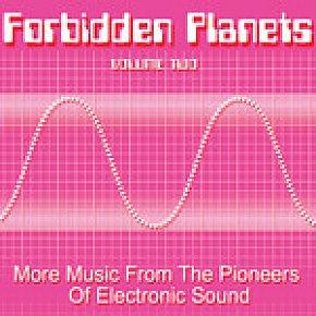 Various Artists: Forbidden Planets Vol 2 (Chrome Dreams/Triton)