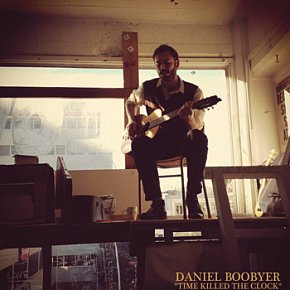 GUEST MUSICIAN DANIEL BOOBYER on being old school and making a vinyl record