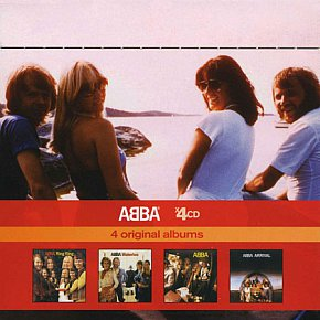 THE BARGAIN BUY: Abba; 4 Original Albums (Polar)