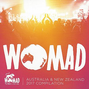 Various Artists: Womad Australia and NZ 2017 Compilation (Cartell)