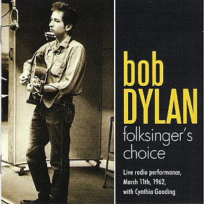 Bob Dylan: Folksinger's Choice (Left Field/Triton)