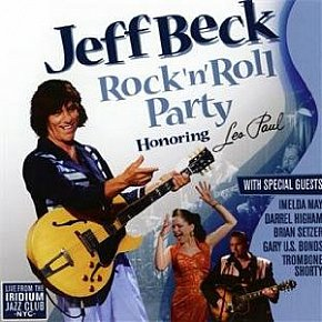 Jeff Beck: Rock'n'Roll Party (ATCO)