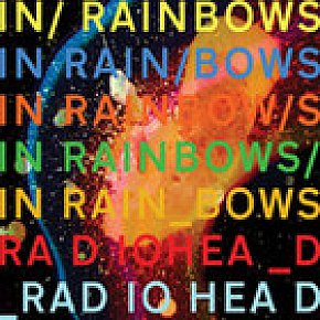 BEST OF ELSEWHERE 2008: Radiohead: In Rainbows (XL)
