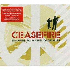 Emmanuel Jal & Abdel Gadir Salim: Ceasefire (World Network/Elite)