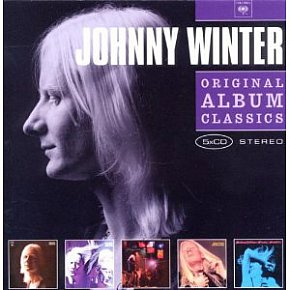 THE BARGAIN BUY: Johnny Winter; Original Album Classics