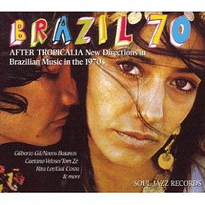 Various: Brazil 70: After Tropicalia (Soul Jazz)