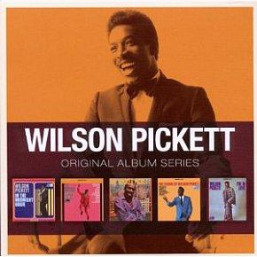 THE BARGAIN BUY: Wilson Pickett; Original Album Series (Rhino)