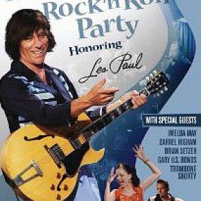 Jeff Beck: Rock'n'Roll Party (Shock DVD)