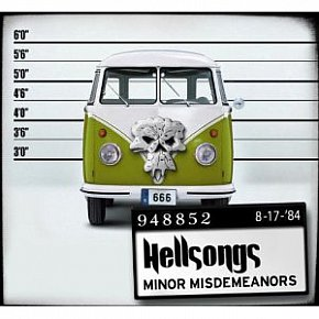 Hellsongs: Minor Misdemeanors (Lovely/Yellow Eye)