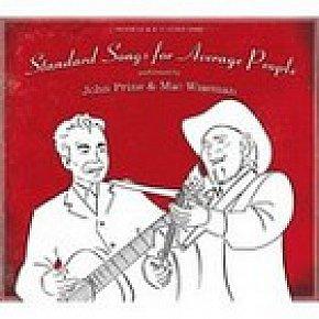John Prine and Mac Wiseman: Standard Songs for Average People (Oh Boy)