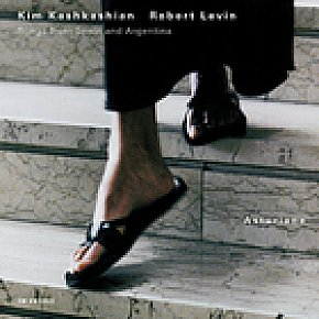 Kim Kashkashian and Robert Levin: Asturiana (ECM New Series/Ode)