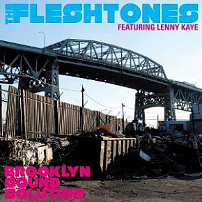 The Fleshtones (featuring Lenny Kaye): Brooklyn Sound Solution (YepRoc)