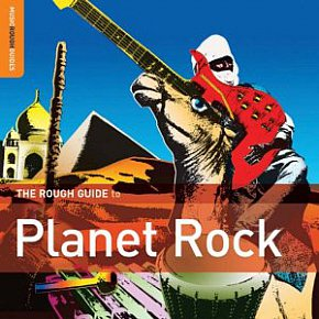 Various: Planet Rock (Rough Guide/Elite)