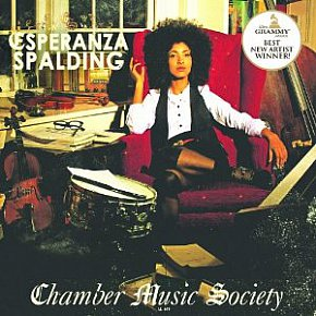 Esperanza Spalding: Chamber Music Society (Head Up)