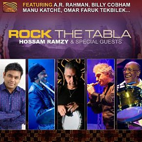 Hossam Ramzy: Rock the Tabla (Arc Music)