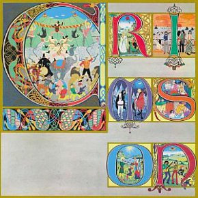 King Crimson: Lizard remixed, 40th Anniversary Edition, 2011 (KCSP3/Southbound)