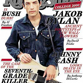 JAKOB DYLAN INTERVIEWED (2002): Out of his father's long shadow