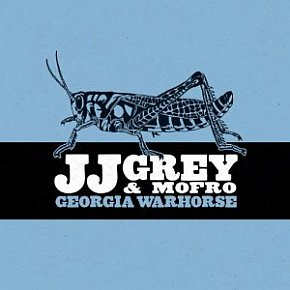 JJ Grey and Mofro: Georgia Warhorse (Alligator/Southbound)