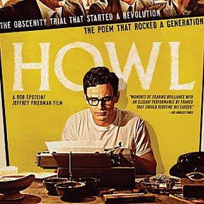 HOWL, a film by ROB EPSTEIN and JEFFREY FRIEDMAN