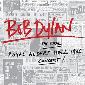Bob Dylan: The Real Royal Albert Hall 1966 Concert! (Sony)