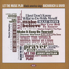 Various Artists: Black America Sings Bacharach and David (Ace/Border)