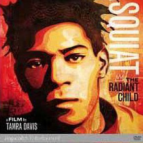 JEAN-MICHEL BASQUIAT; THE RADIANT CHILD, a doco by TAMRA DAVIS (Roadshow)