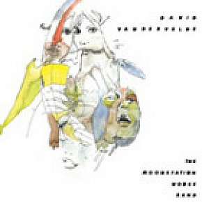 David Vandervelde: The Moonstation House Band (PopFrenzy/Rhythmethod)