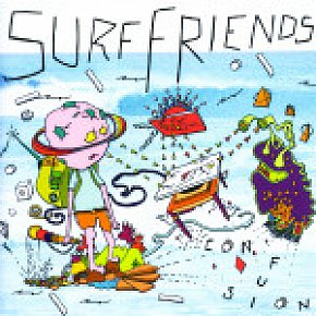 Surf Friends: Confusion (SF)